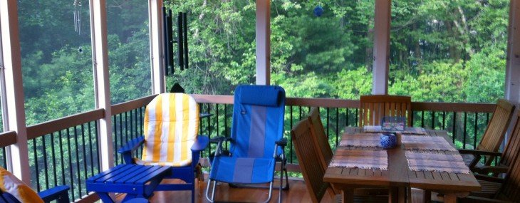 Welcome to The Back Porch!