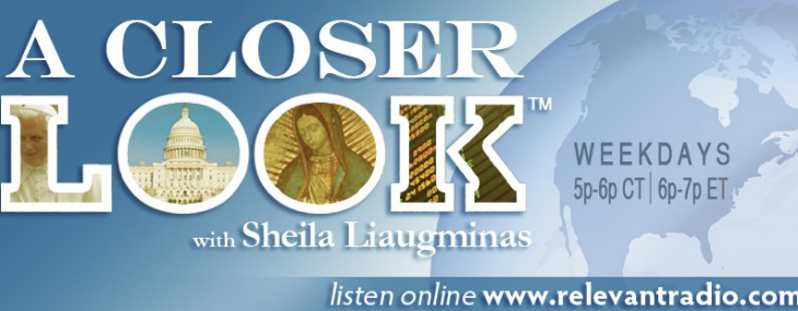 The bodacious message of a woman's dignity and gifts — my interview on Relevant Radio today. Links to listen!