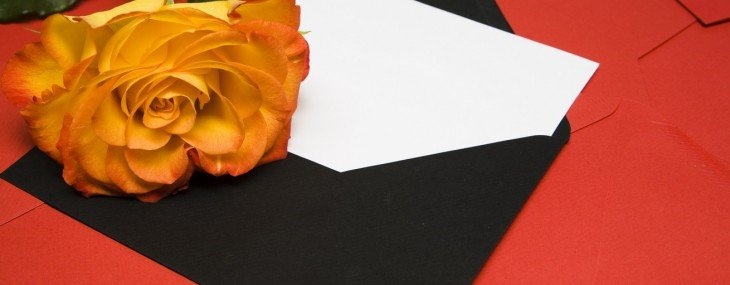 The Art of the Love Letter: Tips for husbands and husbands-to-be as Valentine's Day Approaches