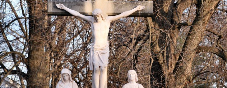 Friday in Lent… Picking up splinters from the Cross