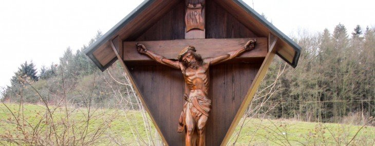 Good Friday Meditation: A prayer before the Crucifix, by St Francis de Sales