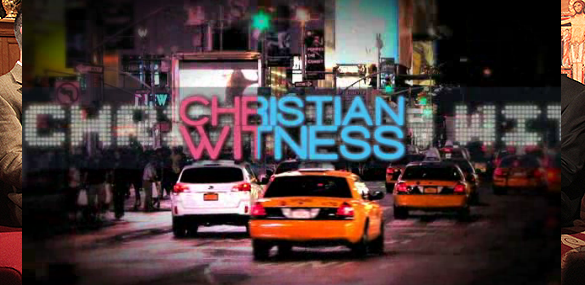 I'm on Christian Witness on Catholic TV Tonight at 8:30pm (plus, here's a link for it online)