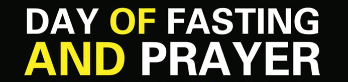 Reminder: Tomorrow is the Day of Prayer and Fasting for Syria & peace in the Middle East