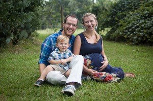 Catholic Missionaries: Jonathan and Kristen Weiss and family