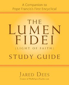 My column at Patheos: Lumen Fidei&#82