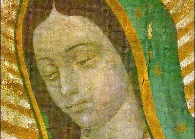 Another feast day for Momma Mary — as Patroness of the Americas, Our Lady of Guadalupe