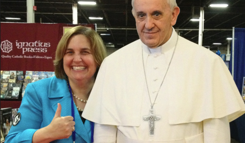 Among Women wants to know: What do you love about Pope Francis? Or, what have you learned from him?