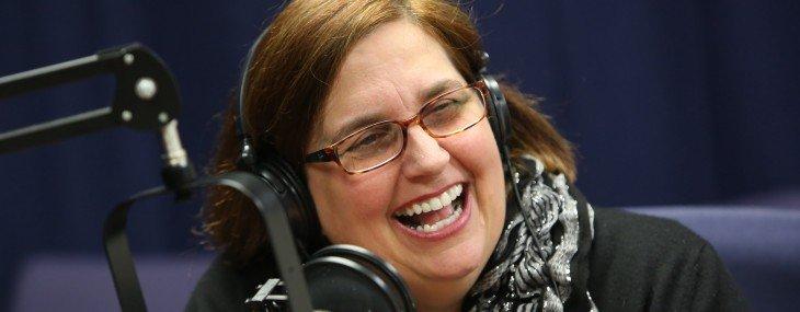 "Hey – I was on ""The Good Catholic Life"" on WQOM — podcast version here!"