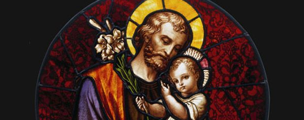 St Joseph, pray for us… a few links of interest