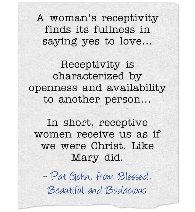 A-womans-receptivity