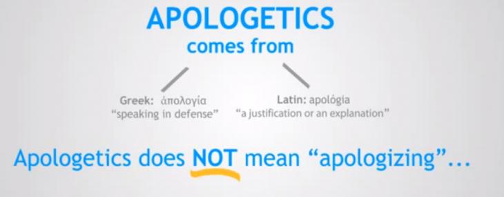 The Catholic Apologetics Academy came to the Boston area