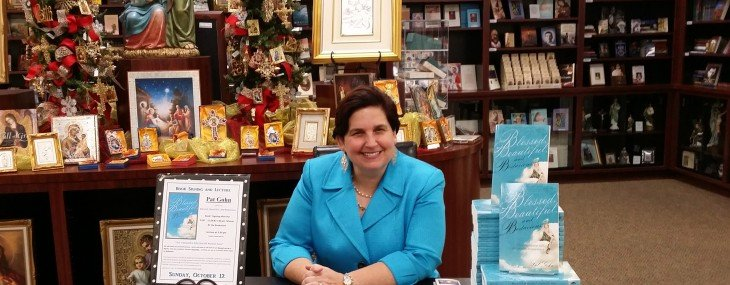 Thanks to St Marello's Bookstore for a great event!