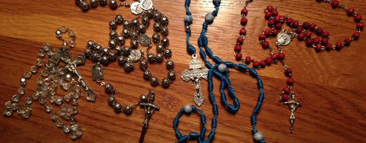 Pray the Rosary… (Resources, and more on this Feast of Our Lady of the Rosary)