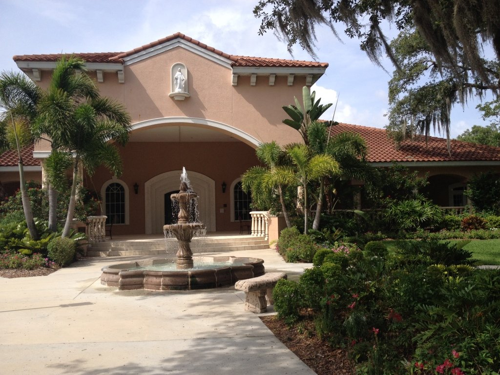 Our Lady of Divine Providence, House of Prayer, Clearwater, FL