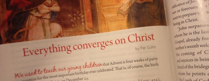 I write for Catholic Digest; Make this your easiest-to-give Christmas present…