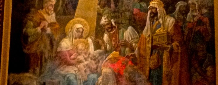 God Became Man – my latest article at Catholic Digest