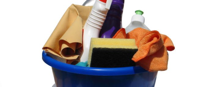#Fast Friday in #Lent… cleaning grime outta the corners