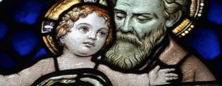 St Joseph, a more recent hero of mine