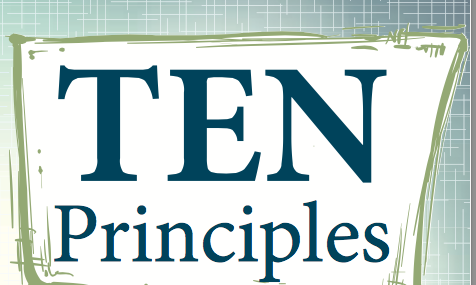 Ten Principles of Civil Communication: A great way to engage conversation and the new evangelization!