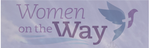 I'm Keynoting at the Women on the Way Conference in the Diocese of Richmond, VA Nov. 21.