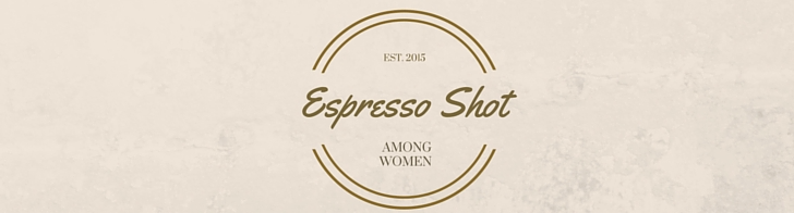 Among Women Espresso Shot #6 – The #YearOfMercy