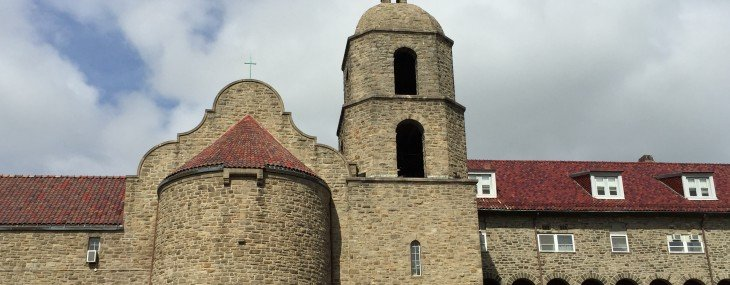 A visit to the Shrine honoring St Katharine Drexel