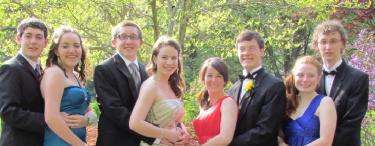 Prom Mom's Prayers — from my archives