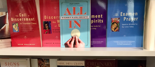 ALL IN is available! (Hint: today is a great day to order it!)