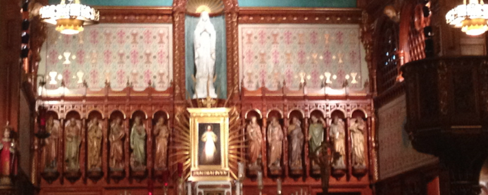 Good Friday: A good day to begin to pray the Divine Mercy novena