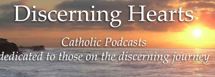 News! Among Women joins Discerning Hearts – the Catholic podcast network!