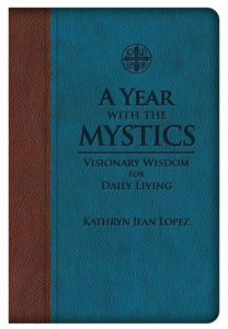 A year with the Mystics Book Cover